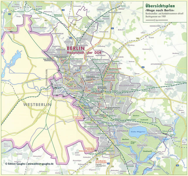 east german map shows west berlin as white space