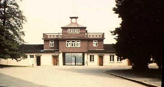 Buchenwald Concentration Camp Entrance | www.pixshark.com ...